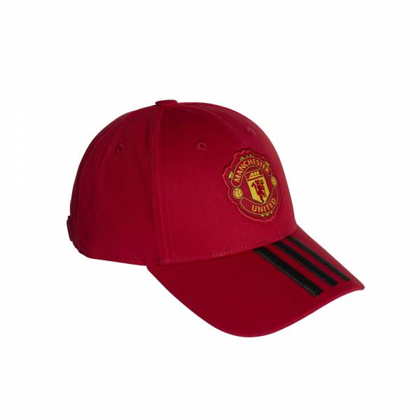 ADIDAS ACCESSORIES MANCHESTER UNITED FC 3 STRIPES CAP CY5584