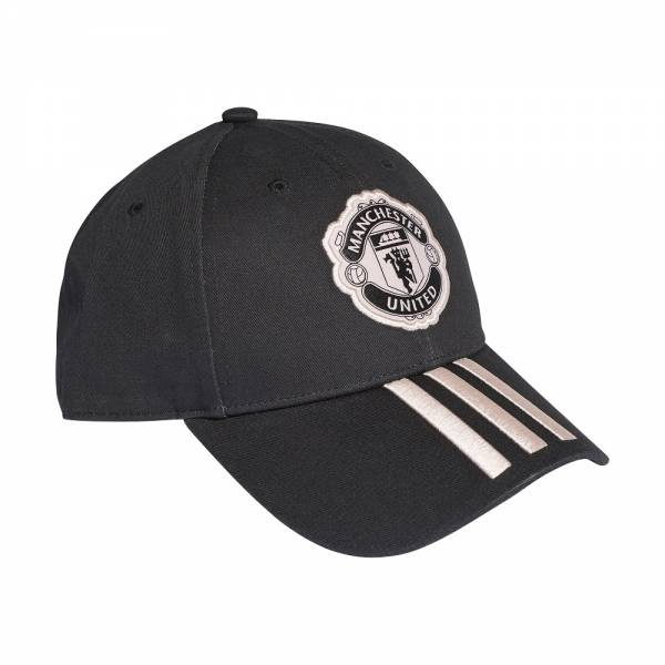 ADIDAS ACCESSORIES MANCHESTER UNITED FC 3 STRIPES CAP CY5585