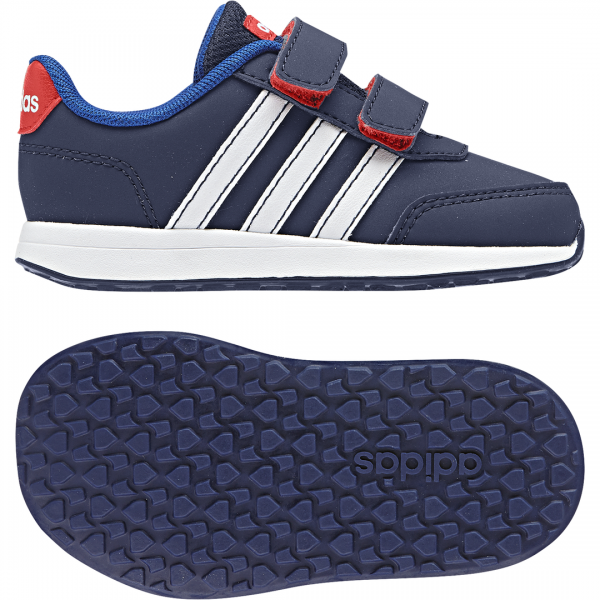 ADIDAS KIDS INFANT BOYS VS SWITCH 2 CMF C SHOES B76061