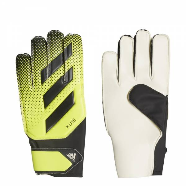 ADIDAS MEN FOOTBALL ACCESSORIES X LITE GOALKEEPER GLOVES CW5612