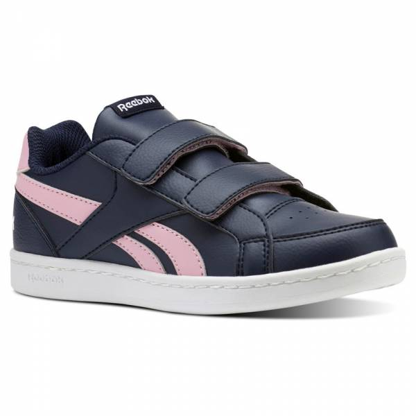 REEBOK KIDS GIRLS ROYAL PRIME ALT SHOES CN4783