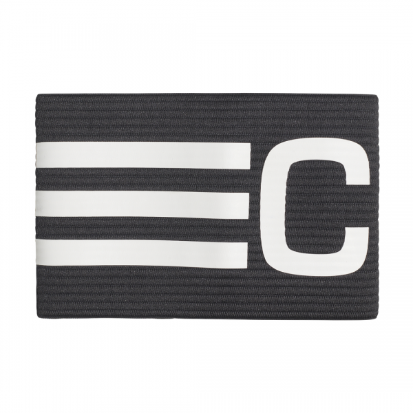 ADIDAS FOOTBALL ACCESSORIES CAPTAIN ARMBAND CF1051 (BLACK OSFM)