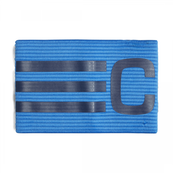 ADIDAS FOOTBALL ACCESSORIES CAPTAIN ARMBAND CF1052 (BLUE OSFM)