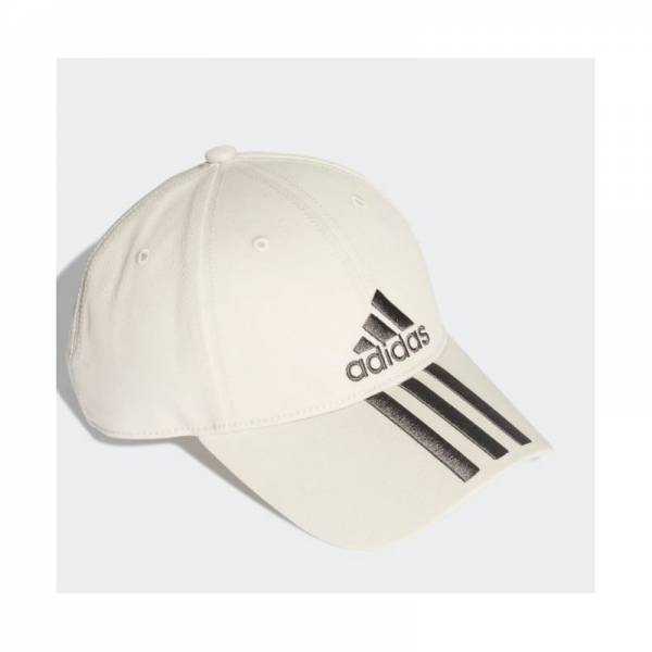 ADIDAS ACCESSORIES 6 PANEL 3 STRIPES CAP DU0199