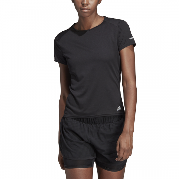 ADIDAS WOMEN CLOTHING RUNNING TEE CG2020