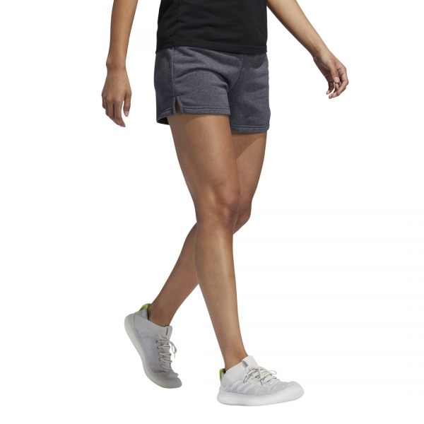 ADIDAS WOMEN CLOTHING ESSENTIALS LINEAR LOGO SHORTS DU0670