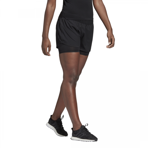 ADIDAS WOMEN CLOTHING RUNNING M10 SHORTS CY5712