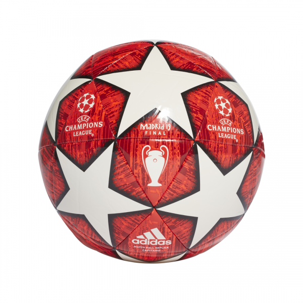 ADIDAS FOOTBALL UCL FINALE MADRID CAPITANO BALL DN8674