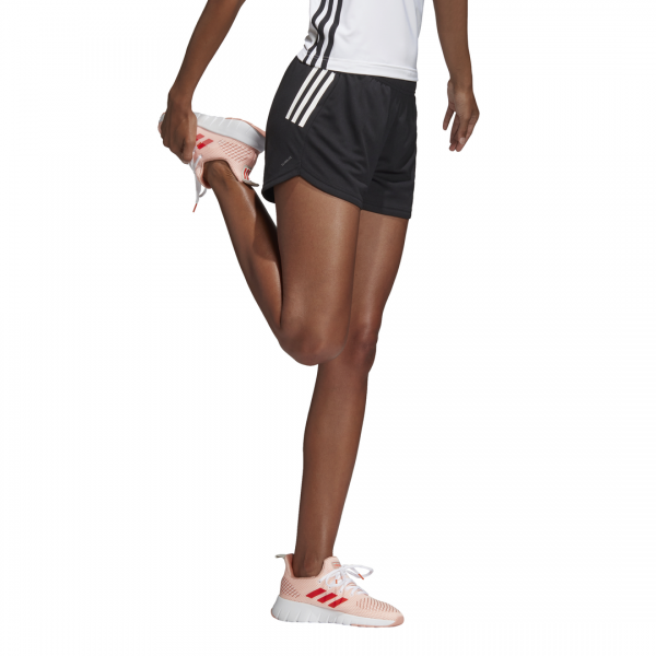 ADIDAS WOMEN CLOTHING TRAINING DESIGN 2 MOVIE 3 STRIPES SHORTS DS8725