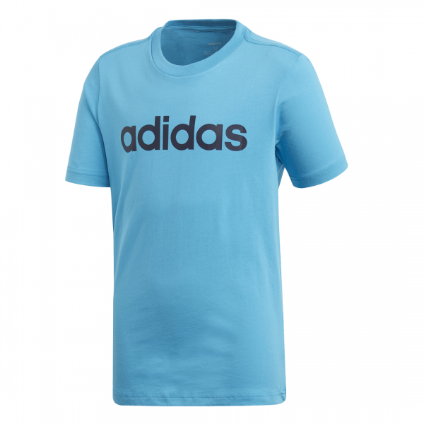 ADIDAS KIDS BOYS ESSENTIALS LINEAR LOGO TEE DV1814