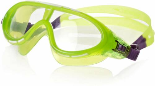 SPEEDO ACCESSORIES KIDS SWIMMING BIOFUSE RIFT GOGGLES GREEN 01213-C102