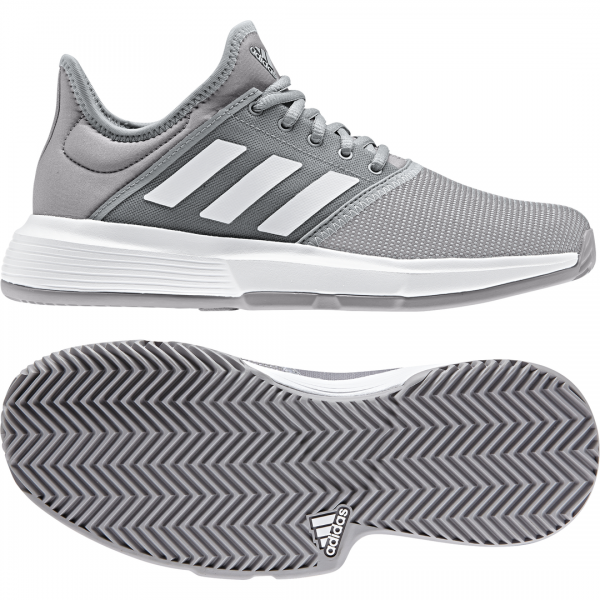 ADIDAS WOMEN TENNIS GAMECOURT SHOES CG6366