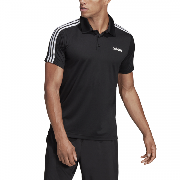 ADIDAS MEN CLOTHING TRAINING DESIGN 2 MOVE POLO SHIRT DT3048