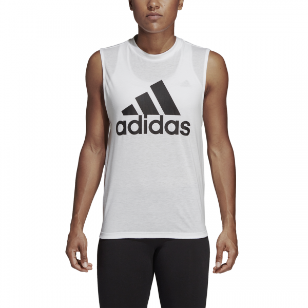 ADIDAS WOMEN CLOTHING MUST HAVES BADGE OF SPORT TANK TOP DP2409