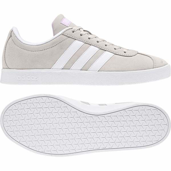 ADIDAS WOMEN ESSENTIALS VL COURT 2.0 SHOES DA9888