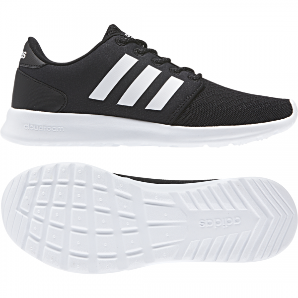 ADIDAS WOMEN ESSENTIALS CLOUDFOAM QT RACER SHOES DB0275