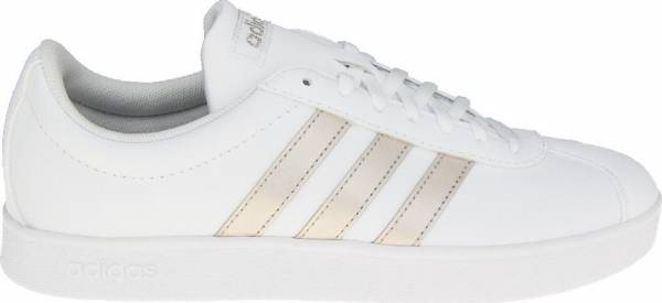 ADIDAS WOMEN ESSENTIALS VL COURT 2.0 SHOES EE4022