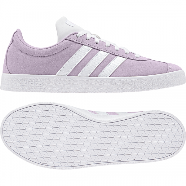 ADIDAS WOMEN ESSENTIALS VL COURT 2.0 SHOES F35128