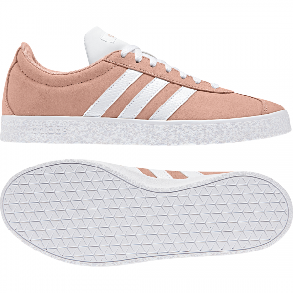 ADIDAS WOMEN ESSENTIALS VL COURT 2.0 SHOES F35129