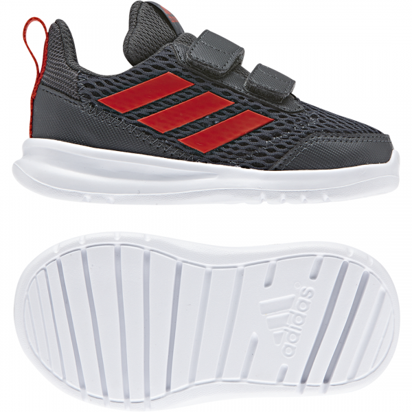 ADIDAS INFANTS BOYS RUNNING ALTARUN SHOES BD8001