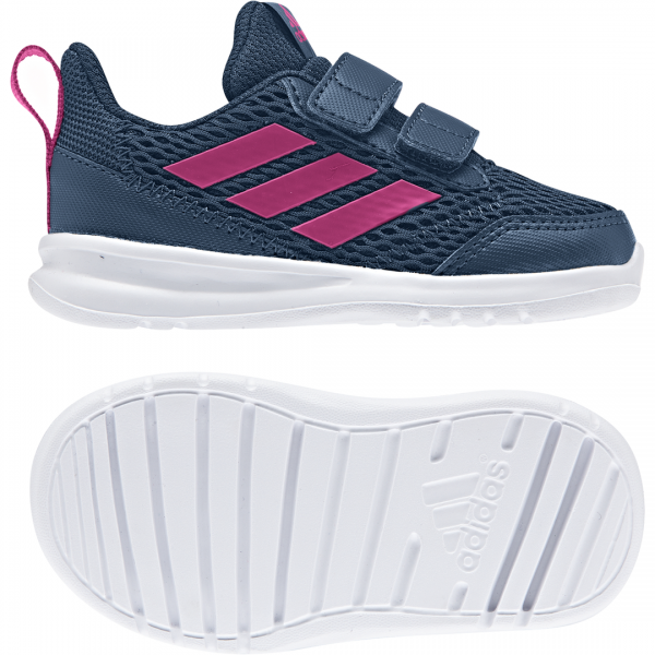 ADIDAS INFANTS GIRLS TRAINING ALTARUN SHOES CG6808