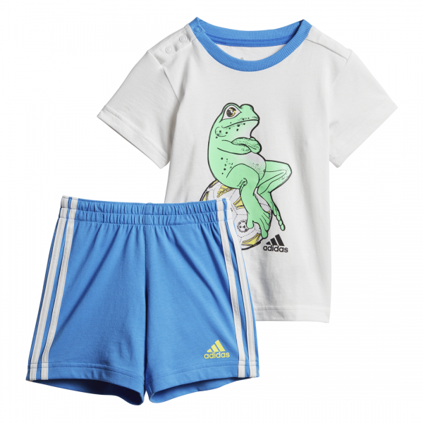 ADIDAS INFANTS BOYS TRAINING ANIMAL SET DV1253