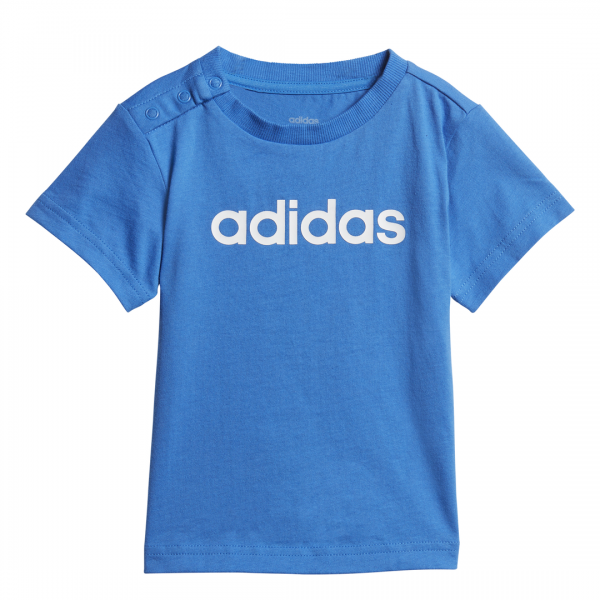 ADIDAS INFANTS BOYS ESSENTIALS LINEAR TEE DV1272