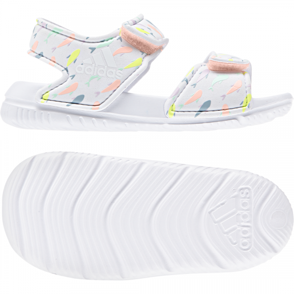 ADIDAS INFANTS GIRLS ESSENTIALS ALTASWIM SANDALS F34793