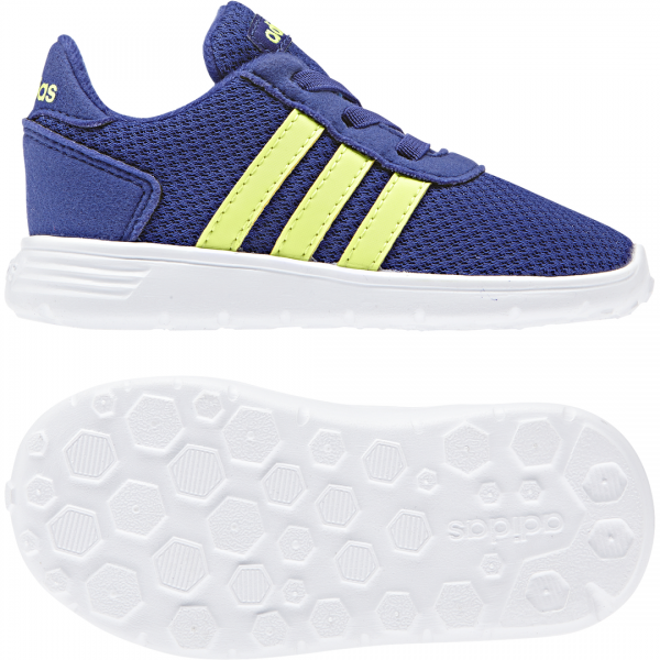 ADIDAS INFANTS BOYS LITE RACER SHOES F35647