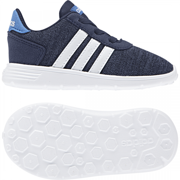 ADIDAS INFANTS BOYS LITE RACER SHOES F35648