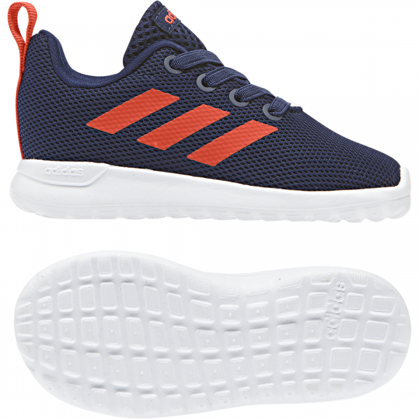 ADIDAS INFANTS BOYS CLOUDFOAM LITE RACER CLN F36460