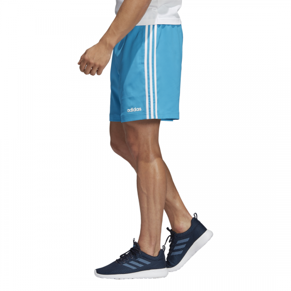 ADIDAS MEN CLOTHING ESSENTIALS 3 STRIPES 7IN CHELSEA SHORTS DU0502