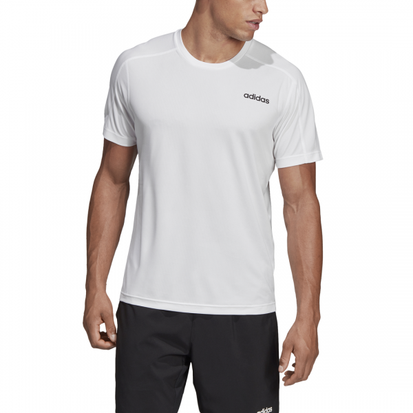 ADIDAS MEN CLOTHING TRAINING DESIGN 2 MOVE TEE DT8694