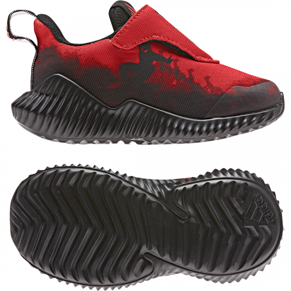 ADIDAS KIDS BOYS RUNNING MARVEL SPIDER MAN-FORTARUN SHOES D96882