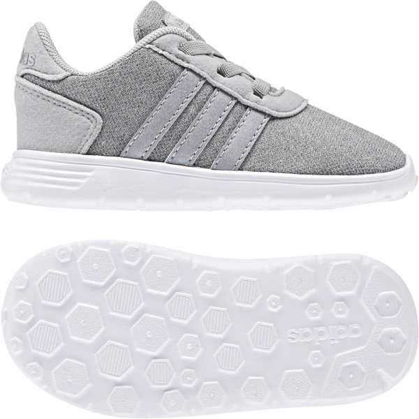 ADIDAS INFANTS GIRLS LITE RACER SHOES F35649