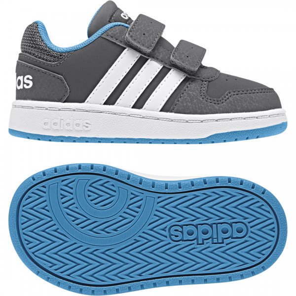 ADIDAS INFANTS BOYS VS HOOPS 2 CMF SHOES F35897