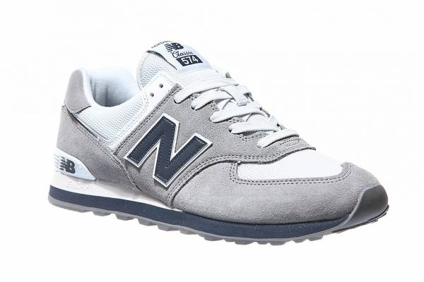 NEW BALANCE MEN LIFESTYLE 574 CLASSIC SHOES ML574ESD