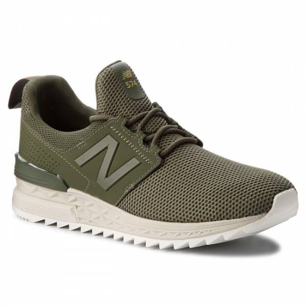 NEW BALANCE MEN LIFESTYLE 574 CLASSIC SHOES MS574DUO