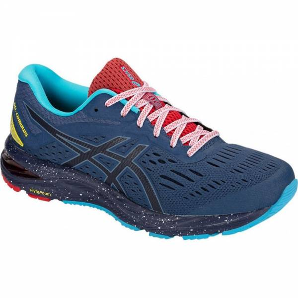 ASICS MEN RUNNING GEL-CUMULUS 20 LE SHOES 1011A239-400