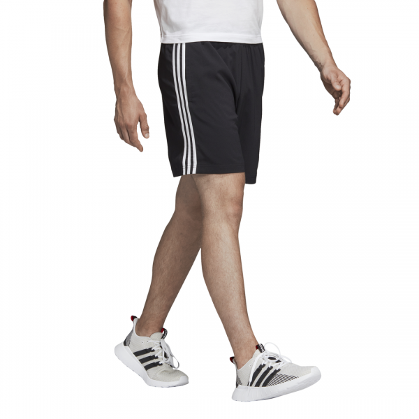 ADIDAS MEN CLOTHING ESSENTIALS 3 STRIPES CHELSEA SHORTS 7in DQ3073