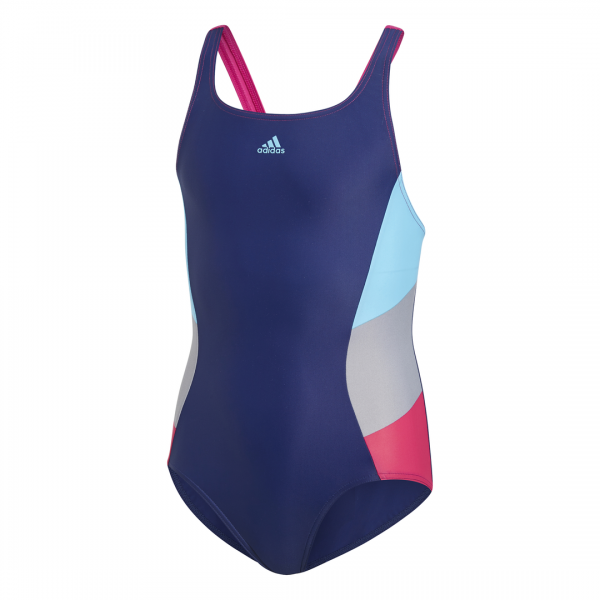 ADIDAS KIDS GIRLS CLOTHING SWIMMING FITNESS SWIMSUIT DH2427