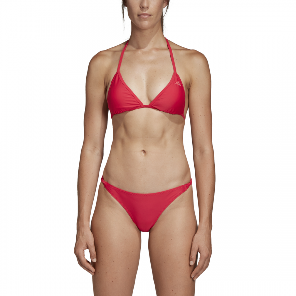 ADIDAS WOMEN CLOTHING SWIMMING SOLID TRIANGLE BIKINI DQ3185