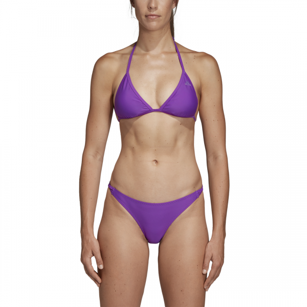 ADIDAS WOMEN CLOTHING SWIMMING SOLID TRIANGLE BIKINI DQ3187