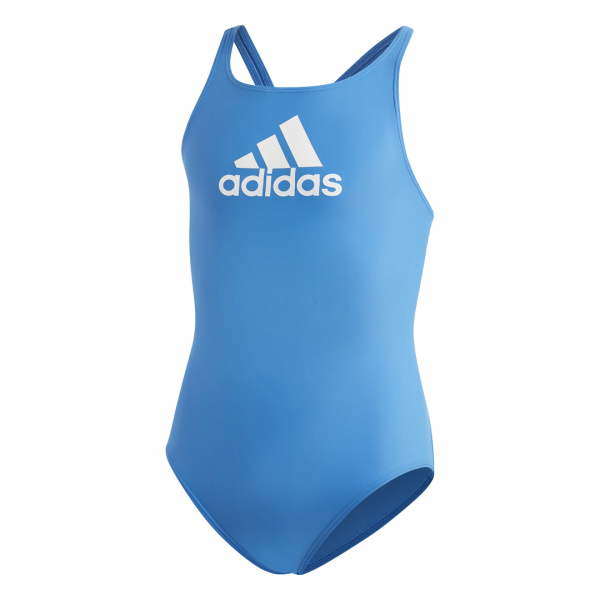 ADIDAS KIDS GIRLS CLOTHING SWIMMING BADGE OF SPORT SWIMSUIT DQ3373