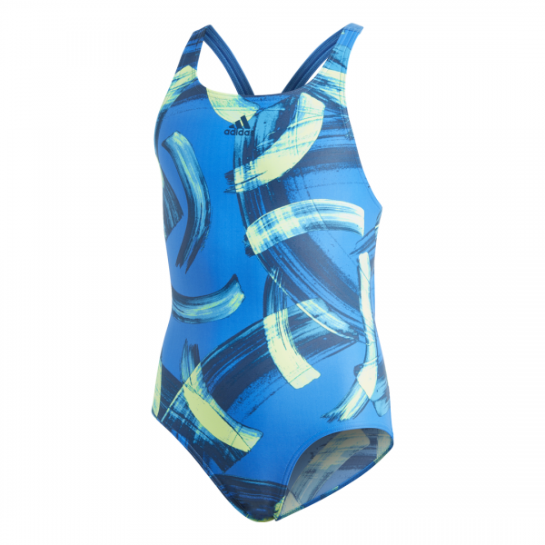 ADIDAS KIDS GIRLS CLOTHING SWIMMING PARLEY SWIMSUIT DQ3378