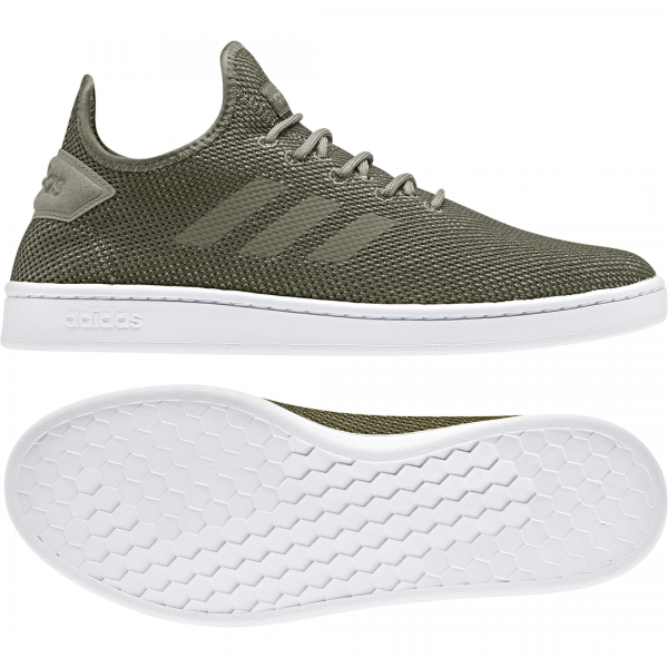 ADIDAS MEN ESSENTIALS COURT ADAPT SHOES F36420