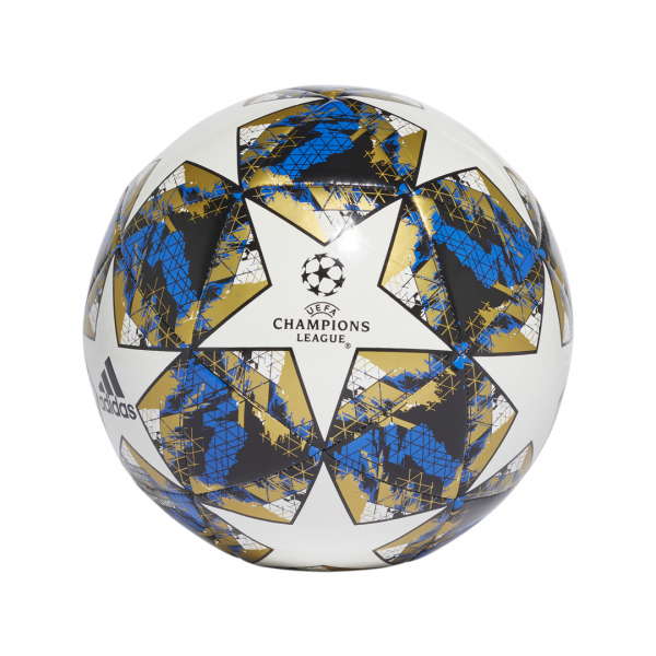 ADIDAS FOOTBALL UCL FINALE 19 CAPITANO BALL DY2555