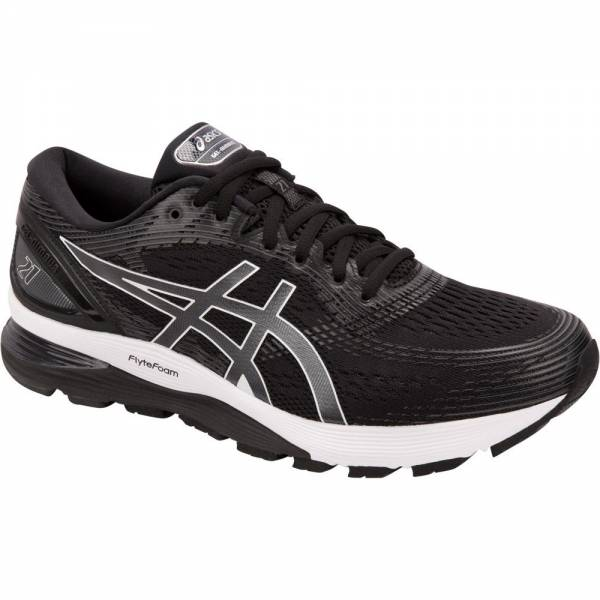 ASICS MEN RUNNING GEL-NIMBUS 21 SHOES 1011A169-001