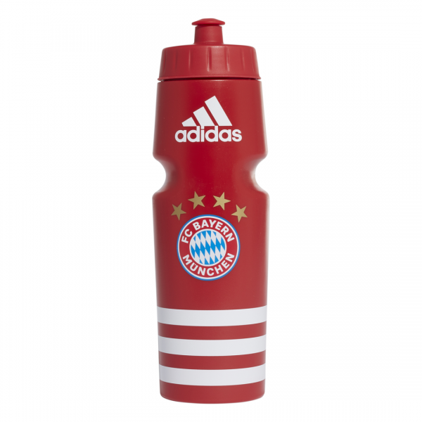 ADIDAS ACCESSORIES BAYERN MUNICH WATER BOTTLE 750 ML DY7672
