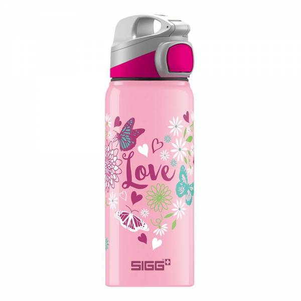 SIGG MIRACLE ALU LOVE 0.6L
